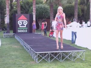 Επίδειξη μόδας περιοδικού Vivendi στο Columbia Resort