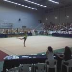 Διεθνείς αγώνες ρυθμικής γυμναστικής
