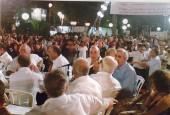 Κανταδόροι στη γιορτή του Κρασιού