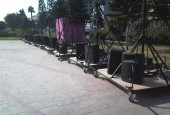 Προετοιμασία παρέλασης Junior Eurovision