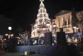 Άναμα Χριστουγεννιάτικου δέντρου Δήμος Λεμεσού
